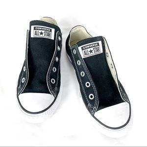 Converse All Star Black & White Sneaker Youth 3